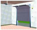 automat bramy garażowej