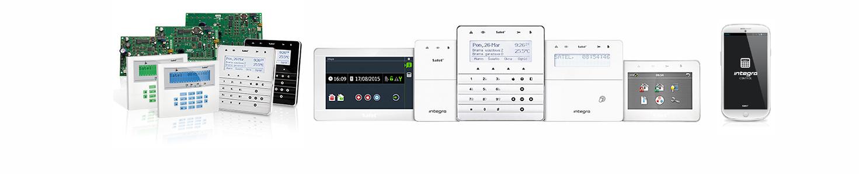 systemy alarmowe Satel Integra