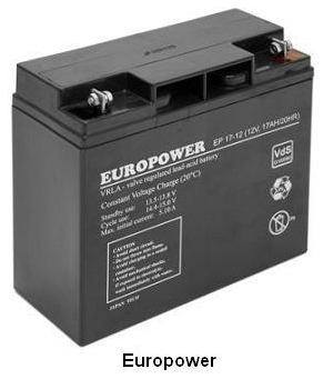 akumulator europower
