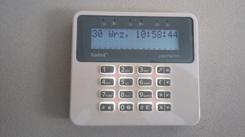 satel perfecta montaż instalacji alarmowych