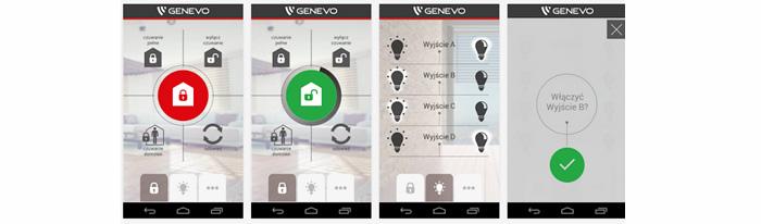Aplikacja-Primago! zdalna obsługa alarmu, powiadamianie na telefon powiadamianie sms