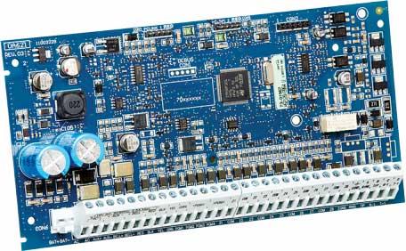 centrala-dsc-neo montaż systemów alarmowych dsc, instalacja systemu alarmowego dsc neo, serwis alarmów dsc