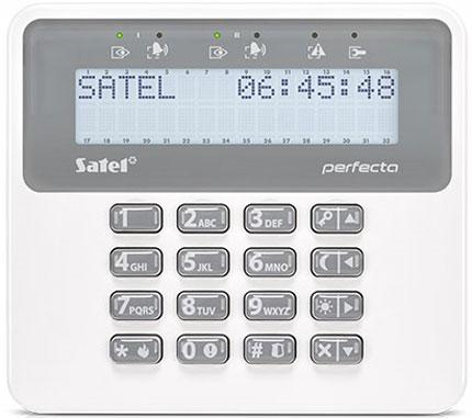 Klawiatura PRF-LCD Satel Perfecta