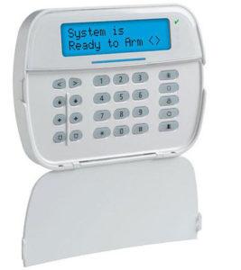 klawiatura-dsc-neo-montaż-sytemow-alarmowych, instalacja alarmów dsc