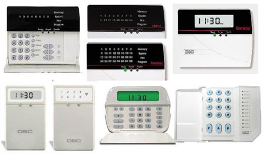montaż systemów dsc, serwis rozbidowa modernizacja alarmów dsc instalacja alarmowa dsc