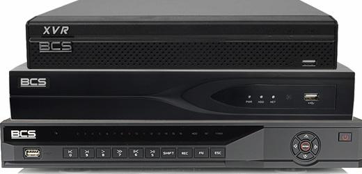 Montaż instalacji monitoringu BCS rejestratory ip, hdcvi, ahd, tvi, turbo hd