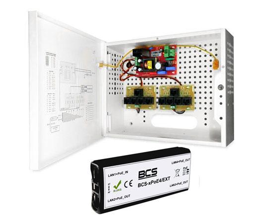 systemy zasilania bcs, pulsar, atte, zasilanie buforowe kamer i rejestratora, zasilanie awaryjne monitoringu