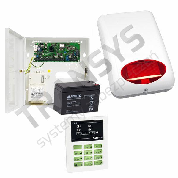 Satel CA5 alarm tymczasowy